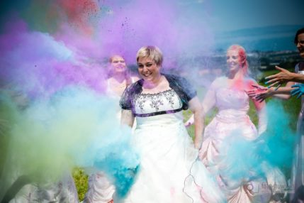 032 holi trash the dress