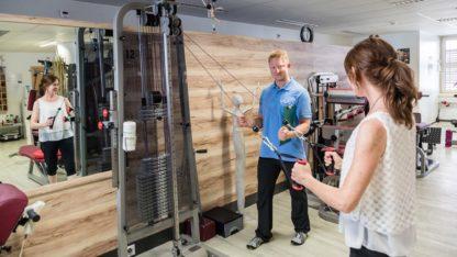 business werbefotografie fitness physio