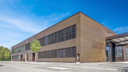 immobilien immofoto aussenaufnahme industriegebäude