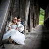 Alexandra und Pascal - Ein kleiner Rückblick als Hochzeitsfotograf auf einen feucht-fröhlichen Tag