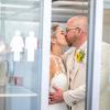Dauerregen, Schneesturm, fehlende Gäste und ein Happy End – die Hochzeit von Stephanie und Christian