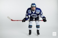 Eishockey-Feeling im Fotostudio