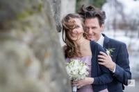 Sarah und Michael und die Blitzhochzeit auf Schloss Wartensee