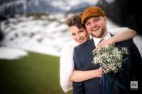 Sonjas und Fabians Schalttag-Hochzeit in Appenzell