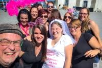 Das Ladies-Polteri-Shooting für Carmen
