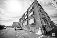 Raffaela und Kamil über die Autogarage ins Eheglück