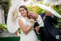 Sibylle und Marco, eine Traumhochzeit vor der Weltreise