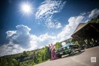 Isabel und Fernando - mit dem Mustang in die Ehe