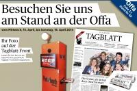 OFFA 2015-Photobooth-Spezial am Tagblatt-Stand