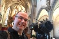Mein Beitrag zum Denkmalschutz: Herz Jesu-Kirche und St. Kolumban-Kirche virtuell begehbar