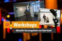 Neue Fotografie-Kurse, z.B. Fotografieren bei schlechtem/schwierigem Licht