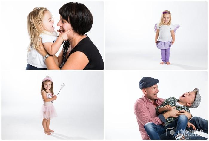 Lebensfreude pur - Familienfotos mit Herz.