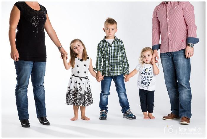 Mal ein etwas anderes Familienfoto...