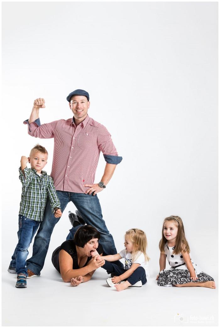 Eine starke Familie!