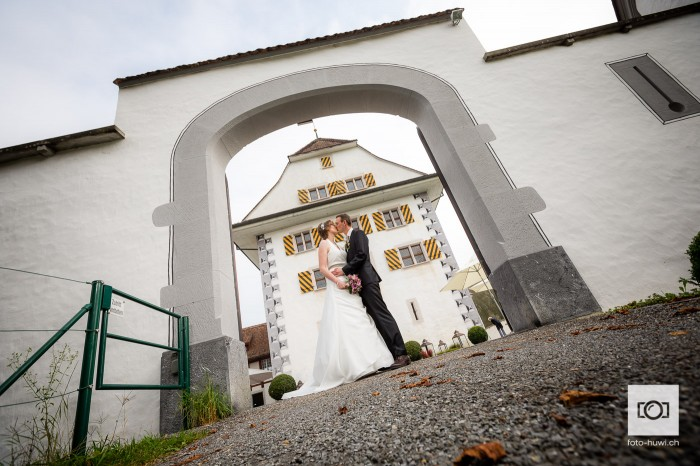 Hochzeit im Wasserschloss Wyher Ettiswil