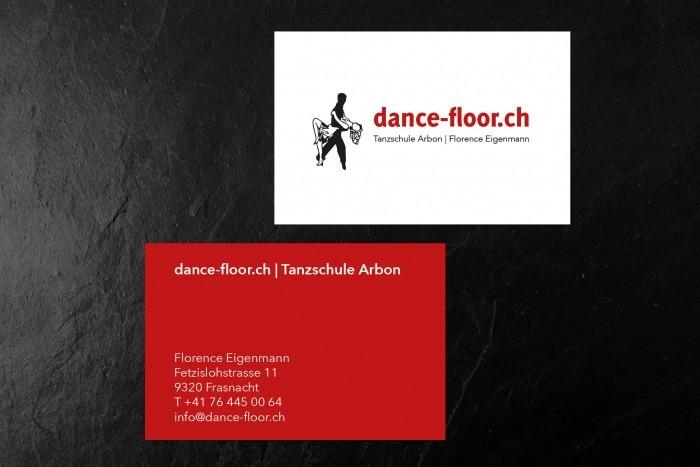 Logodesign und Gestaltung Visitenkarten