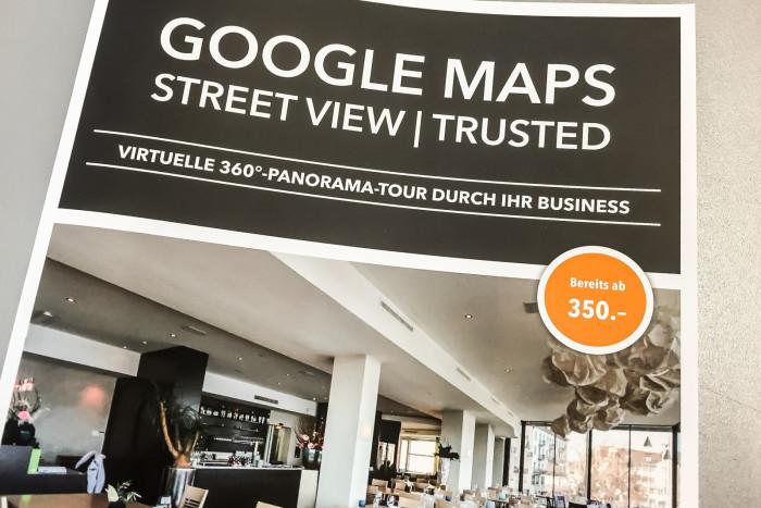 Hier gibts noch mehr Infos zu virtuellen Rundgängen und Google Streetvie | Trusted